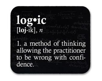 Logic Definition- Mouse Pad