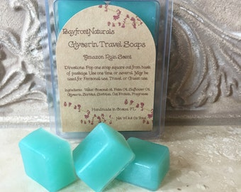 SMALL SOAPS, Glycerin Single Use
