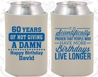 60th Birthday Ideas, 60th Birthday Party Favors, Birthday Party Items, Birthday Party Favors for Adults, Birthday Party Ideas (20180)