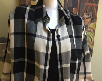 High Quality Vintage Wool Shirt Jacket