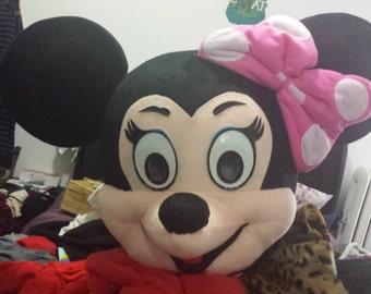 Mrs. Mouse Mascot costume