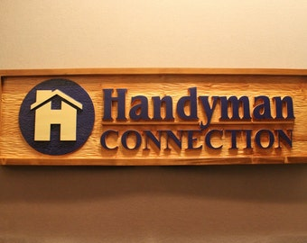 Business SIgns | Company Signs | Store signs | carpenter signs | construction signs | mechanic signs | wood signs | Carved wood signs