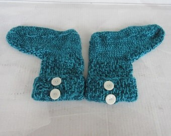 Indoor Knitted Slippers, Knitted Boots, Women's Slippers
