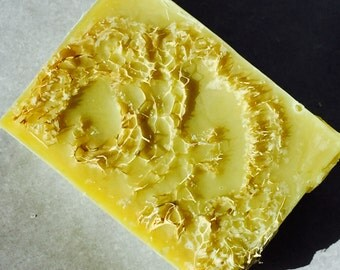 All Natural Scrubby Triple Butter Handmade Soap - 2 Scent Options