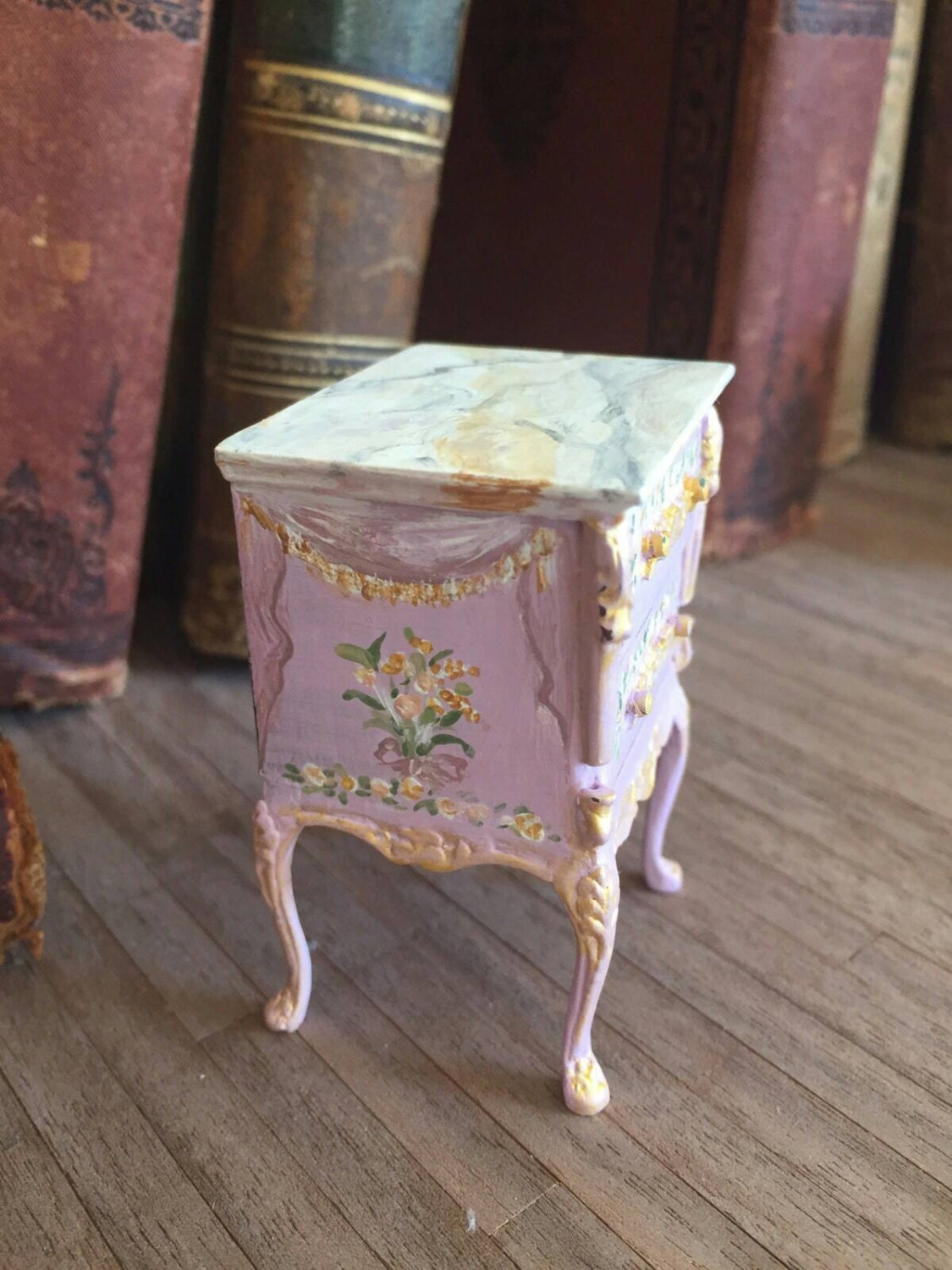 Bedroom side tables by Aurearte on Etsy