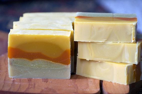 Litsea Cedarwood Olive Oil Soap