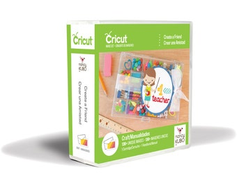 Create a Friend Cricut Cartridge, New in Package, Not Linked,  Provocraft cartridge scrapbooking die cuts