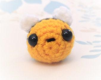 Mickey Amigurumi Bee Bee Tutorial : Items similar to PATTERN ONLY Crocheted Stuffed Bumble Bee ...