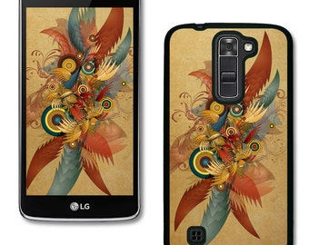 Free Shipping Hard Cover Phone Case For LG K7 Tribute 5  Design #2578