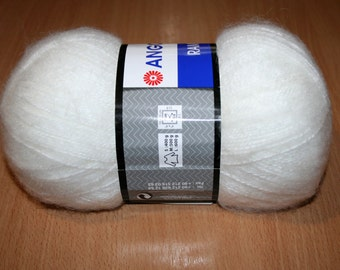 Yarn Angora RAM. Mohair yarn.