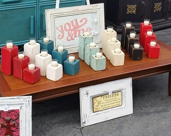 Only 1 Furnishings Candle Holders and Artwork