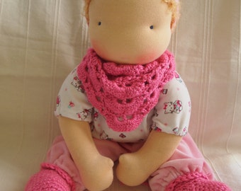 Claire Handmade Waldorf Doll 45cm (18in)