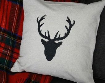 Buck | Pillow Cover