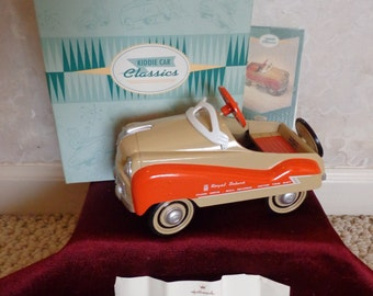 Hallmark Classic 1955 MURRAY Royal Deluxe KIDDIE CAR (1731)