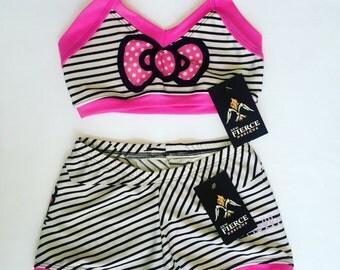 Hello Kitty Halter Short Set