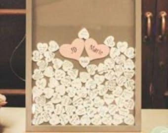 Wedding Guest Books/Frames