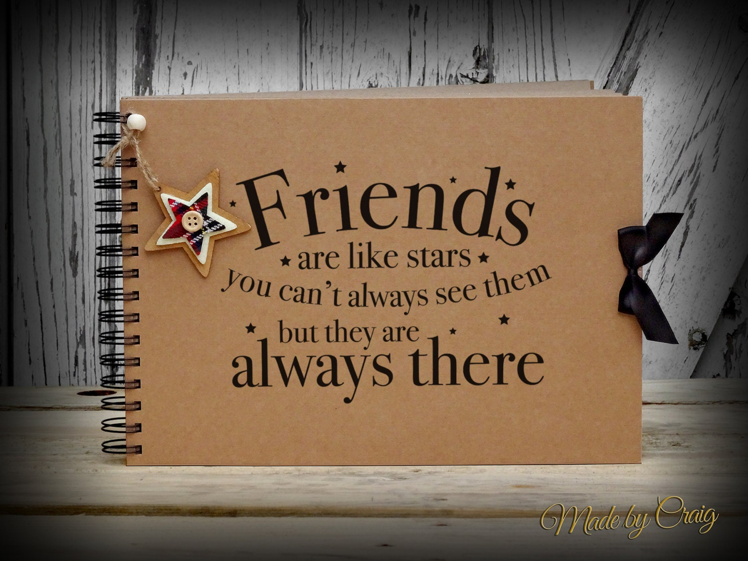 25 Best Ideas About Christmas Quotes For Friends On: A4 Scrapbook, Friends Are Like Stars, Keepsake, Photo Book