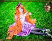 Lolita Rapunzel dress (ready to ship)