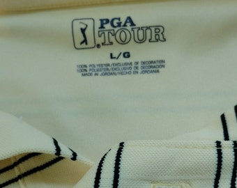 Vintage PGA Tour Golf Shirt  (L)
