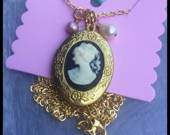 Fair Lady Locket