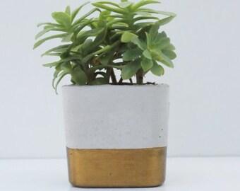 Coper Large Concrete planter/Black/Concrete Planter/Suculente Planter/Gray Concrete Planters /Modern Planter/ Outdoor Planter/ Beton Planter