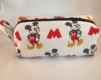 Mickey Mouse M's Cosmetic Bag