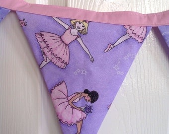 Princess Bunting | Nursery Decor | Banner | Flags | Girls Bedroom Decor | Home and Living