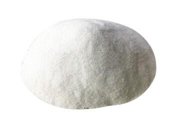 Sand Blast Cabinet Bead Blasting Media, Coarse Grade, Grit 40-60 (Pkg of 5 Lb) Wa 417-014