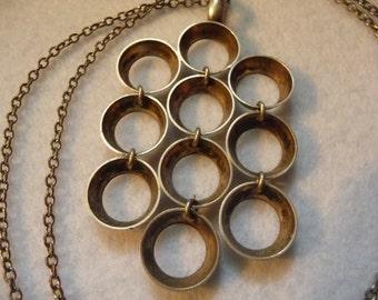 Pendant. Sterling Silver. Finland. Vintage.