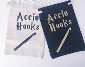 Accio Hooks Crochet Hook Pouch