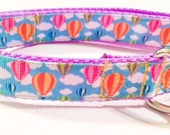 Hot Air Balloon Dog Collar