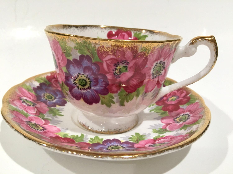 royal standard tea cup and saucer carmen cup tea set pink. Black Bedroom Furniture Sets. Home Design Ideas