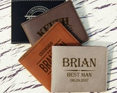 Private Listing - Rush Order - Ninety (90) Personalized Wallets