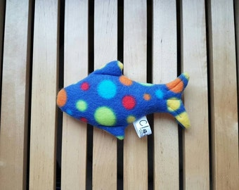 Fabric  Catnip Fish, Catnip Cat Toy