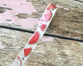 Watermelon Washi Tape 15mm