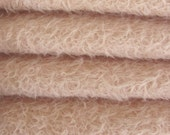 Quality 300S/CM - Mohair-1/4 yard (Fat) in Intercal's Color 717S-Soft Pink. A German Mohair Fur Fabric for Teddy Bear Making, Arts & Crafts