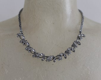 Vintage costume jewelry necklace found in Paris