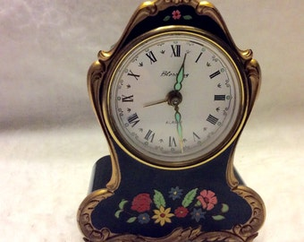 Blessing alarm clock made in West Germany.