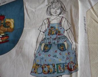 Daisy Kingdom ALPHABEAR JUNIOR JUMPSTART Bodice Only