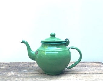 Small Vintage Tea Pot