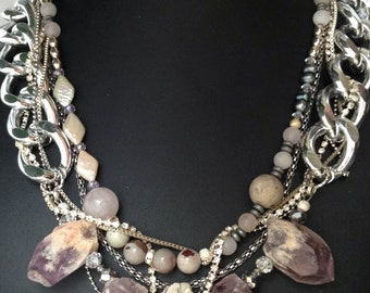 Necklace Ice Age