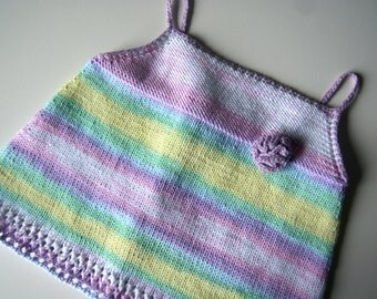 Baby girl shirts, baby top for girls, knit top for baby girl, infant shirts, top for infant baby, multicolored baby clothing