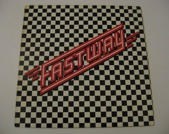 Fastway - Self Tiled - Circa 1983