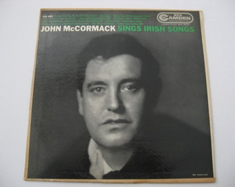 John McCormack  -  Sings Irish Songs - 1959