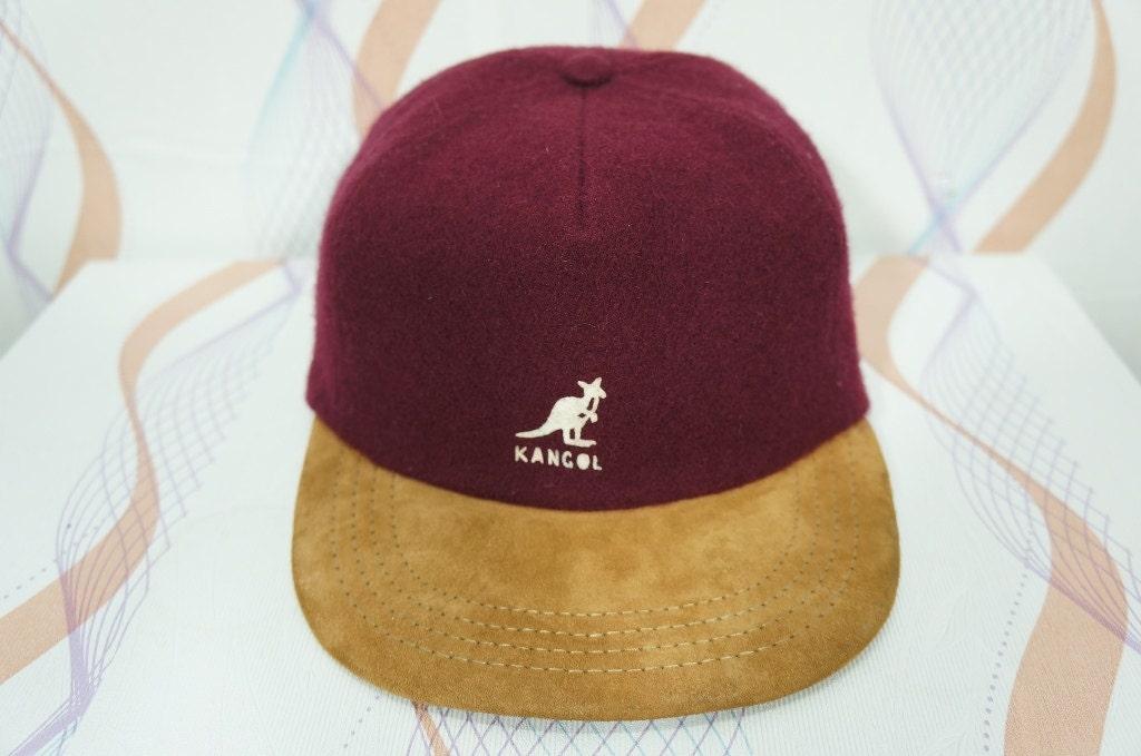 VIntage Kangol Wool Cap Hat Made In Usa kangol hat kangol cap kangol beretta e4a1e92682f9