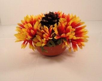 20% Sunflower Heaven Mini Floral Arrangement - 325