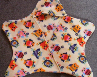 Fleece 'Star Blankie'....Owls