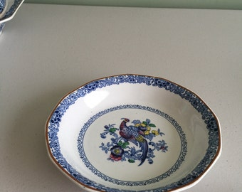 Antique Booth China Bowl