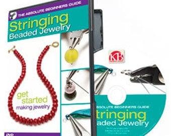 Absolute Beginner's Guide: Stringing Beaded Jewelry DVD (VT2531)