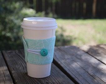 Reusable Coffee Cup Sleeve / Coffee Cup Cozy